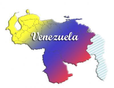 PARA LOS QUE NO LO CONOCEN ESTE ES EL MAPA DE VENEZUELA